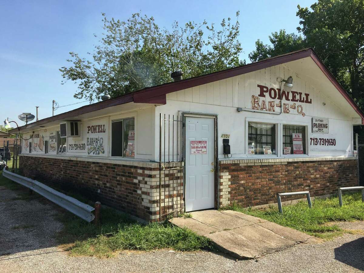 Felix Powell of Powell Bar-B-Q recently retired and sold his barbecue joint in the Sunnyside neighborhood.