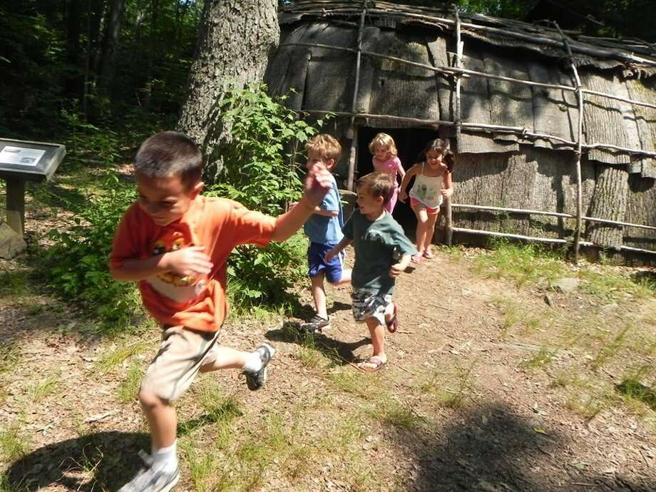 The Institute American Indian Studies on 38 Curtis Road in Washington has planned a combination of programs for children from April 18 to April 20. Photo: Contributed Photo/IAIS