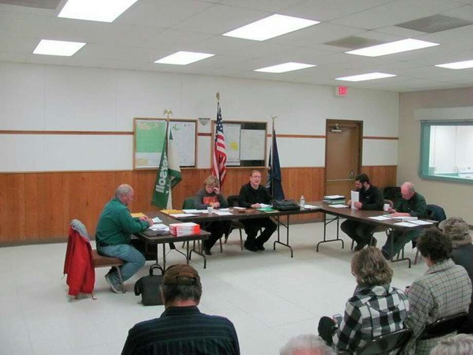 The board meets in Ingersoll Township, in southeast Midland County. (John Kennett/jkennett@mdn.net)