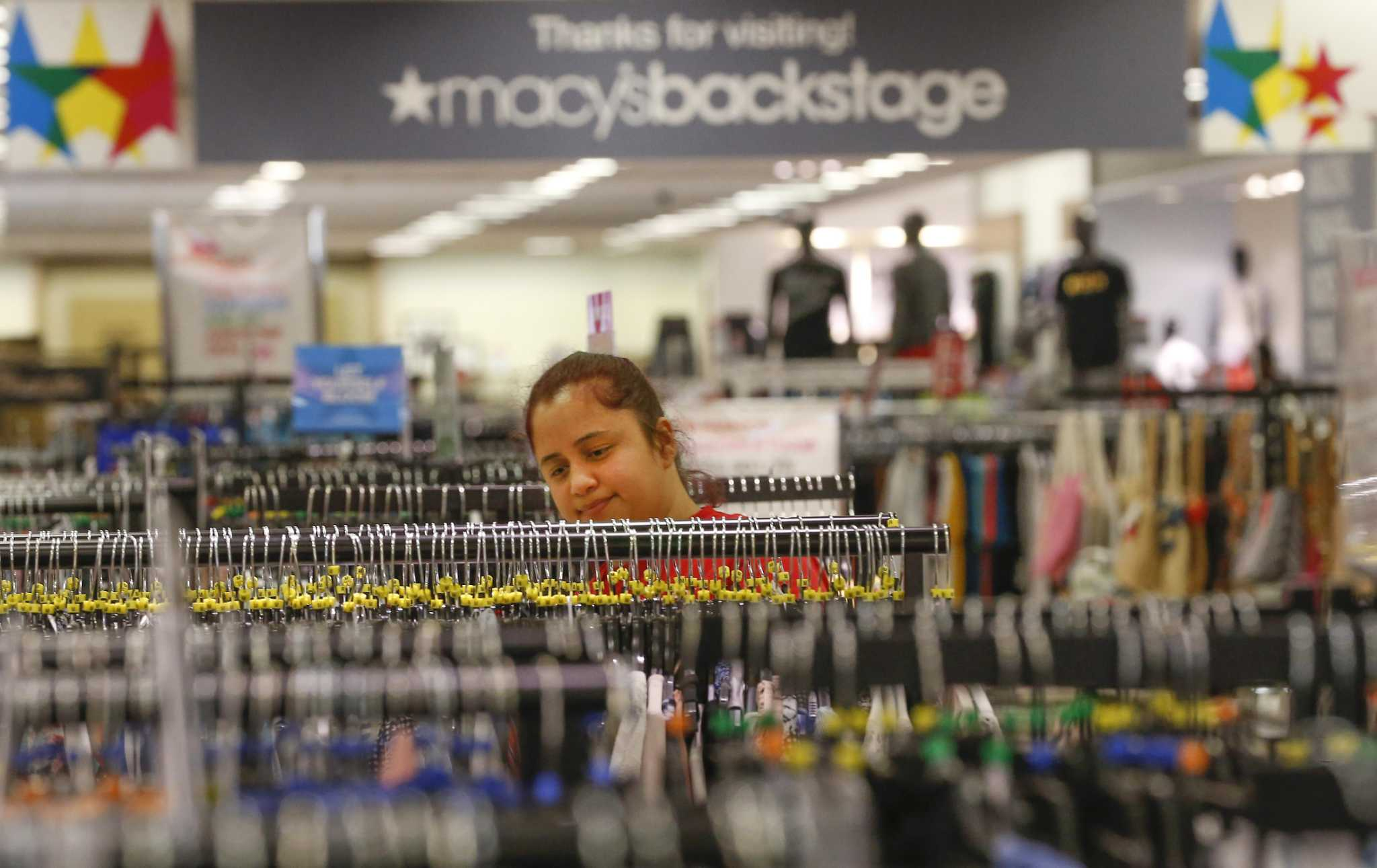8ed7820c96b Macy's Backstage to open in Willowbrook Mall this month - Houston ...