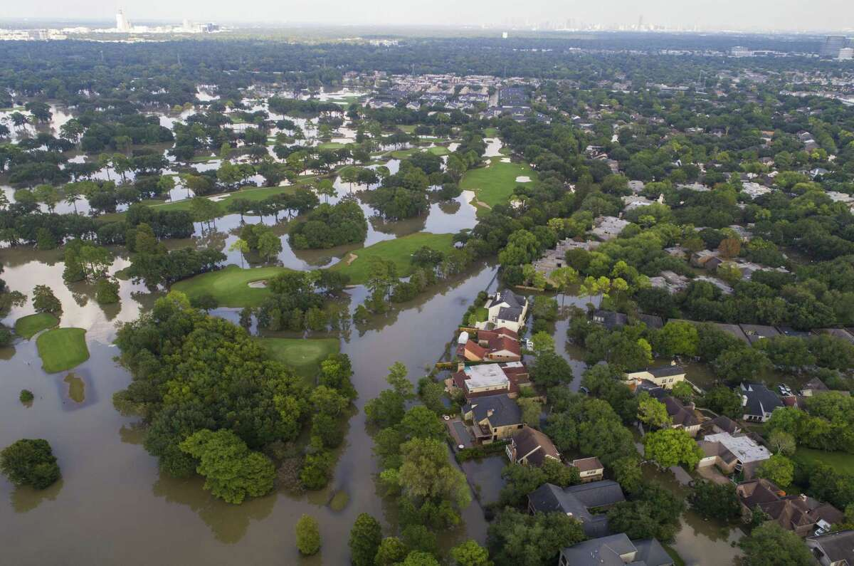 Many who were flooded by Harvey are filing extensions because they haven't had enough time to calculate their losses.