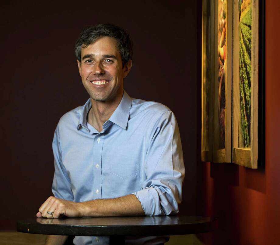 Beto O'Rourke portrait on Saturday, November 11, 2017, in Houston. ( Annie Mulligan / Freelance) Photo: Annie Mulligan, Freelance / Annie Mulligan / For The Houston Chronicle / @ 2017 Annie Mulligan & the Houston Chronicle