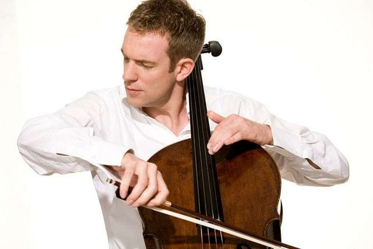 German-Canadian cellist Johannes Moser opened the concert with a stirring account of the Elgar concerto, which was composed at the end of World War I.