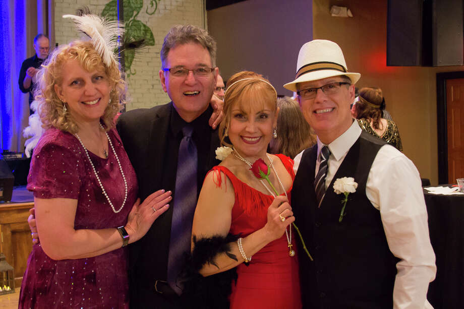 Were you Seen at Albany Pro Musica's Singin' Speakeasy event at Revolution Hall on April 13, 2018? Photo: Photo By Marie Cox And Heather Alexander