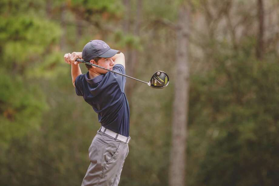 Holden Hamilton is one of the top golfers at Kingwood High School Photo: Jeff Bellnap, Kingwood Golf / Jeff Bellnap, Kingwood Golf
