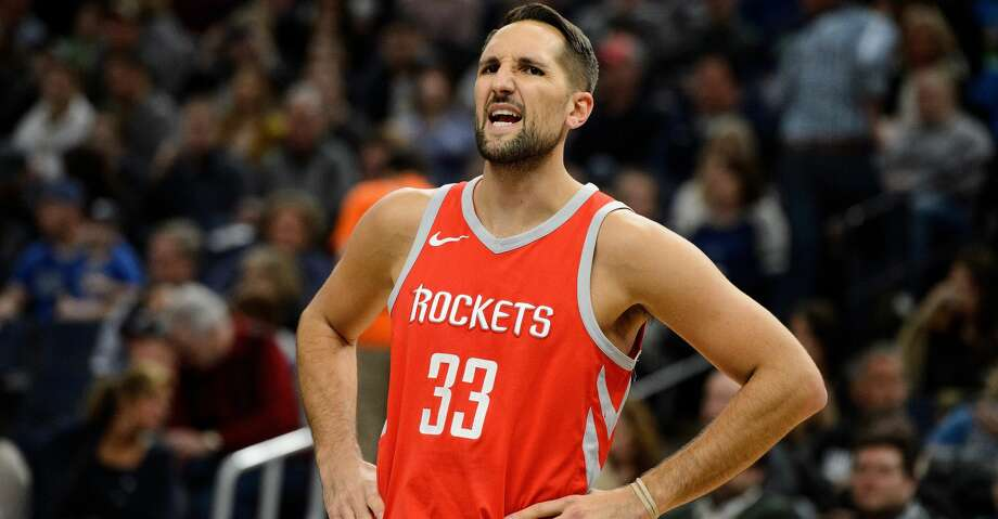 "PHOTOS: Rockets game-by-game Rockets forward/center Ryan Anderson stepped up his rehab from a sprained left ankle to do ""more on-court work."" Browse through the photos to see how the Rockets fared in each game this season. Photo: Hannah Foslien/Getty Images"