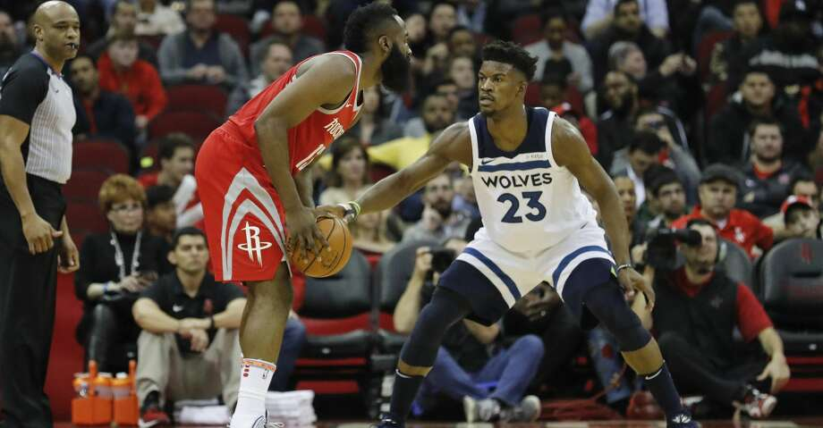 PHOTOS: Breaking down the Rockets-Timberwolves matchups. A positional analysis of the matchups in the upcoming Rockets and Timberwolves series. Browse through the photos to see a breakdown of the upcoming playoffs series. Photo: Tim Warner/Getty Images