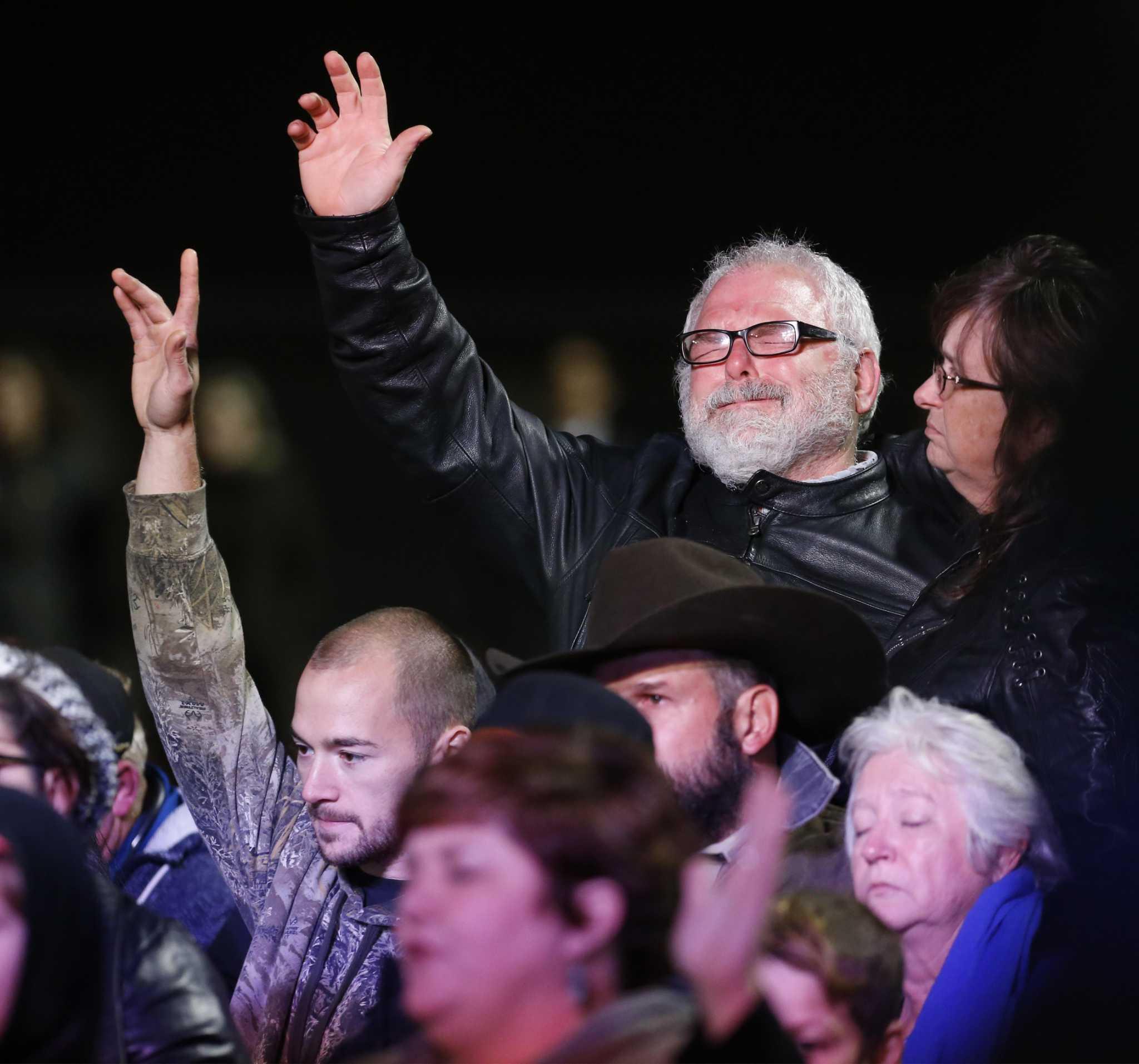 Sutherland Springs Hero Says He's 'proof' Mainstream Media