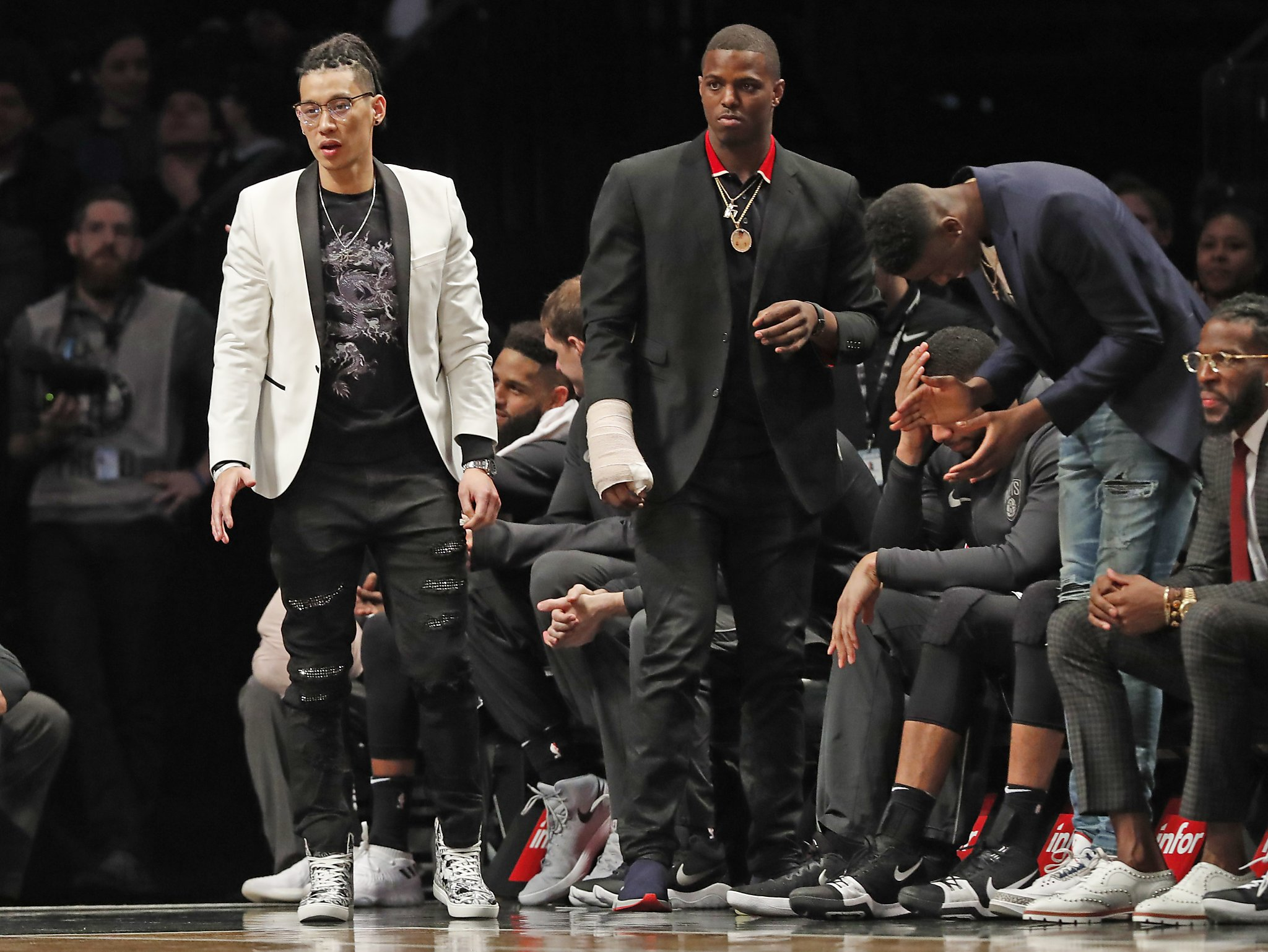 Lin plans to return to Nets a new player next season