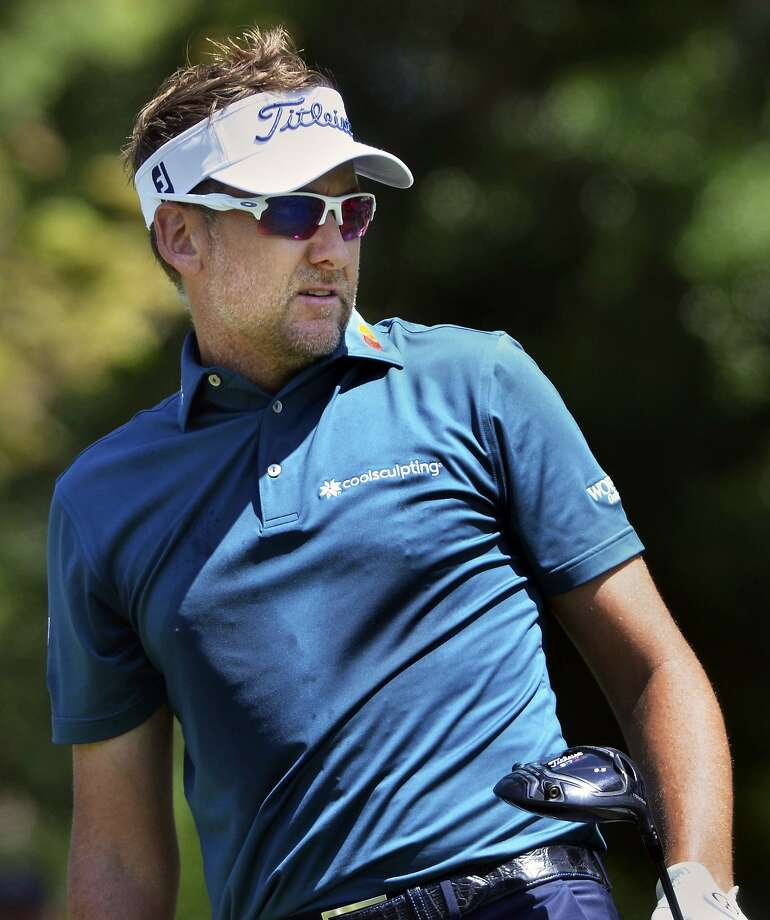 Ian Poulter's last PGA Tour victory was in 2012 before a win on April 1. Photo: Jay Karr / Associated Press