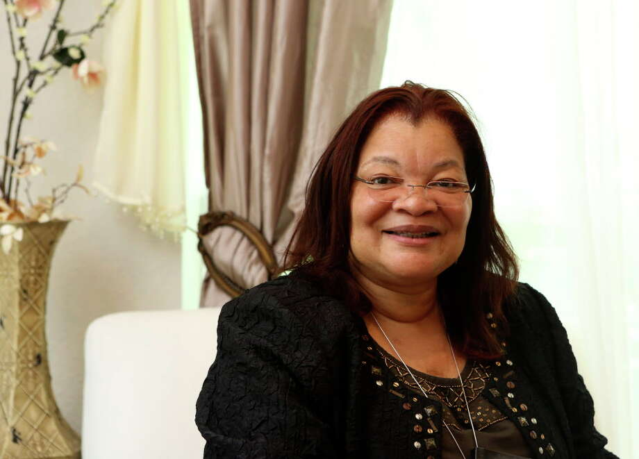 National pro-life leader Dr. Alveda King will be the keynote speaker at Montgomery County Right to Life's Dinner for Life on April 21 at Woodsedge Community Church. Photo: Helen L. Montoya, Staff / ©2014 San Antonio Express-News