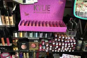 Hundreds of thousands of dollars worth of counterfeit cosmetics were seized in L.A. this week, police said.