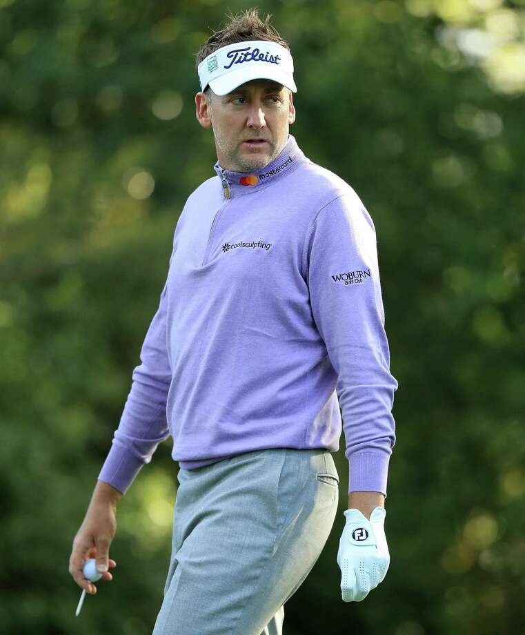 AUGUSTA, GA - APRIL 06:  Ian Poulter of England looks on from the second tee during the second round of the 2018 Masters Tournament at Augusta National Golf Club on April 6, 2018 in Augusta, Georgia.  (Photo by Andrew Redington/Getty Images) Photo: Andrew Redington / 2018 Getty Images