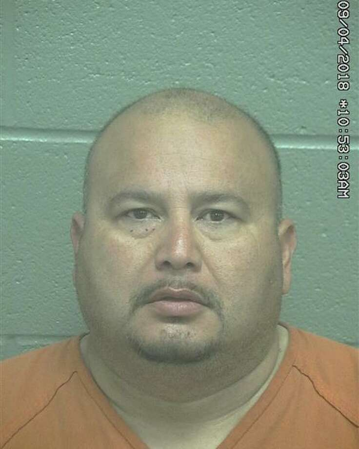 Don D. Herrera wasbeing held Saturday on a murder charge in connection with a stabbing that occurred early Saturday morning, Photo: Midland County Sheriff's Office