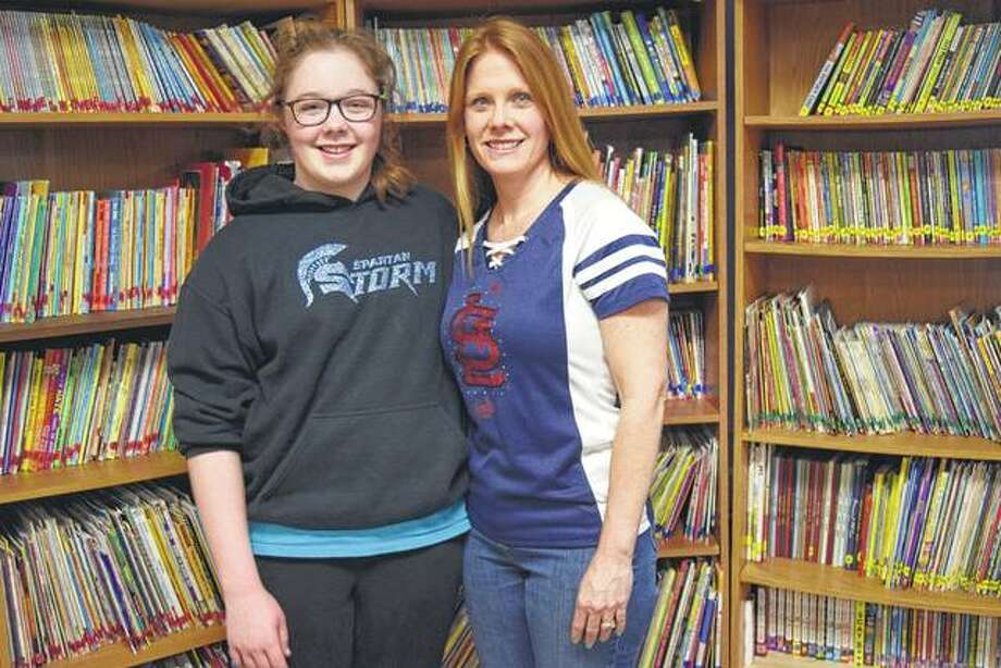Thesis Statements For Persuasive Essays Beardstown Seventh Grader Marlee Brown Left Wrote About Her Third Grade  Teacher Donna Rohn A Modest Proposal Essay also Frankenstein Essay Thesis Local Teacher Selected As Favorite Teacher After Student Essay  Compare And Contrast Essay Papers