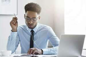 If you can't picture yourself one day working in a particular office environment where you are temping, it's not going to be the right career direction.
