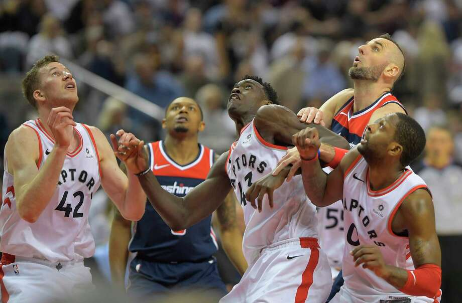 The Raptors have steadily built a contender with a series of smart acquisitions and player development. Photo: Washington Post Photo By John McDonnell / The Washington Post