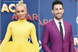 Keep clicking to see which celebrities were named the best and worst dressed at the 53rd Academy of Country Music Awards.
