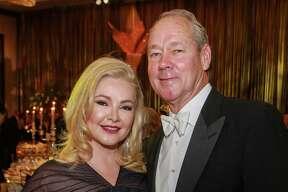 Whitney and Jim Crane at the Houston Grand Opera Ball.