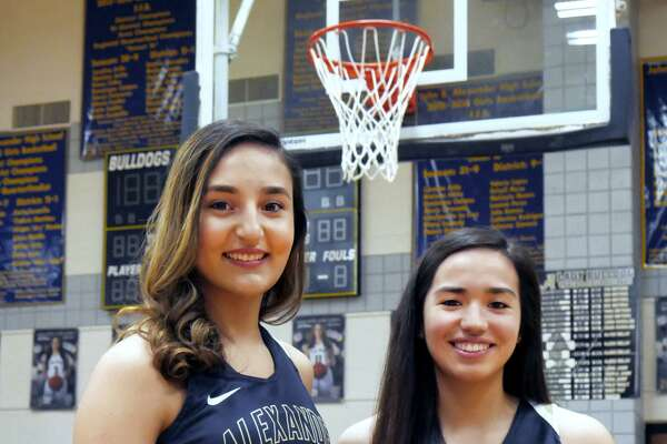 Katelynn De la Cruz and Valerie Lopez are the only Laredo athletes to have made four regional tournaments and an Elite Eight appearance.