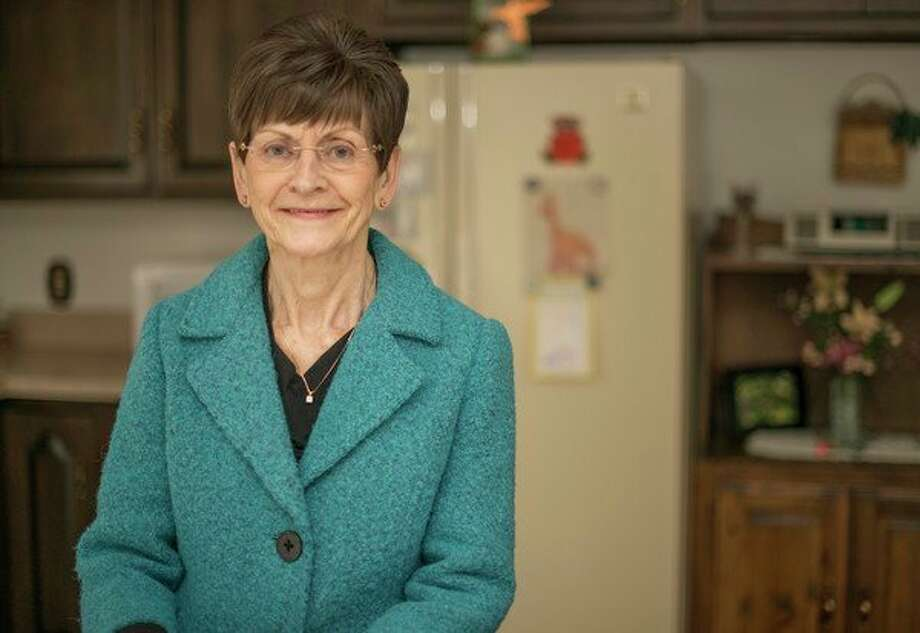 Judith Seeburger is thankful for the care she's been received from MidMichigan Health's Bone Health Clinic. She wants others to know that there are options to help prevent bone fractures. (Photo provided)