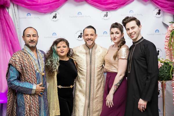 Dream Come True of Western Connecticut Inc. held its gala A Night of a Thousand and One DREAMS at the Amber Room Colonnade in Danbury on April 14, 2018. Guests enjoyed dining, dancing and auctions to benefit the organization which aims to make dreams come true for terminally ill children in the area. Were you SEEN?