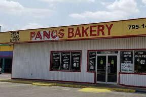 Pano's Bakery   3020 Santa Maria  3/01/18
