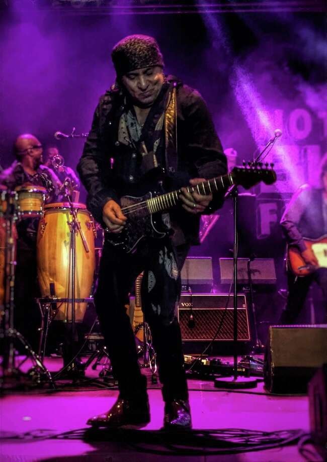 Steven Van Zandt and the Disciples of Soul will perform at Ridgefield Playhouse on May 1. Photo: Lars Oddvar / Contributed Photo