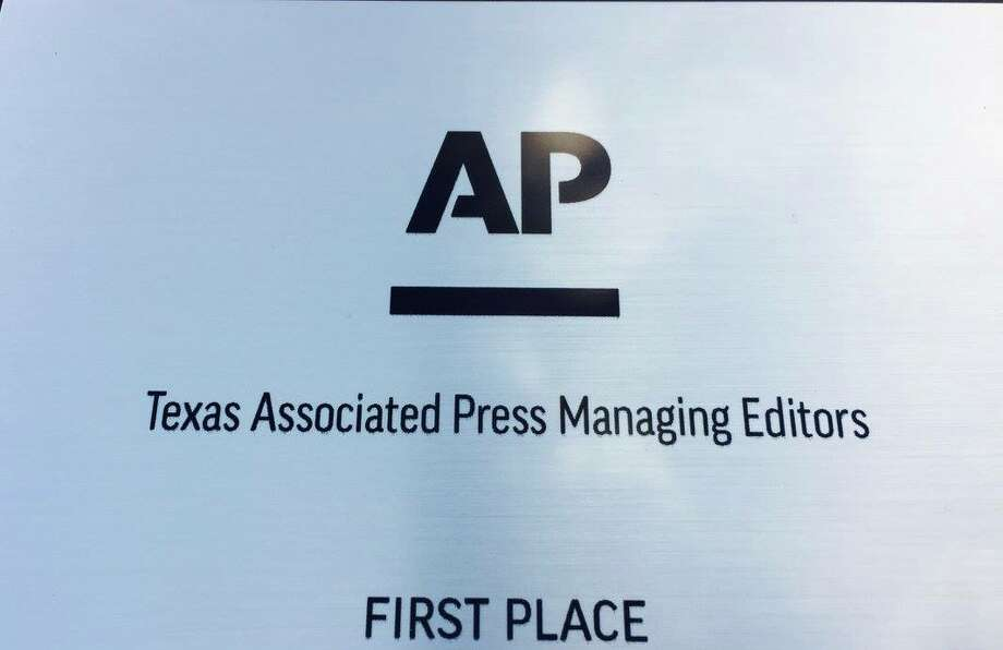 The Beaumont Enterprise's website, BeaumontEnterprise.com, won first place during the Texas APME Conference this past weekend.  Photo: Texas APME