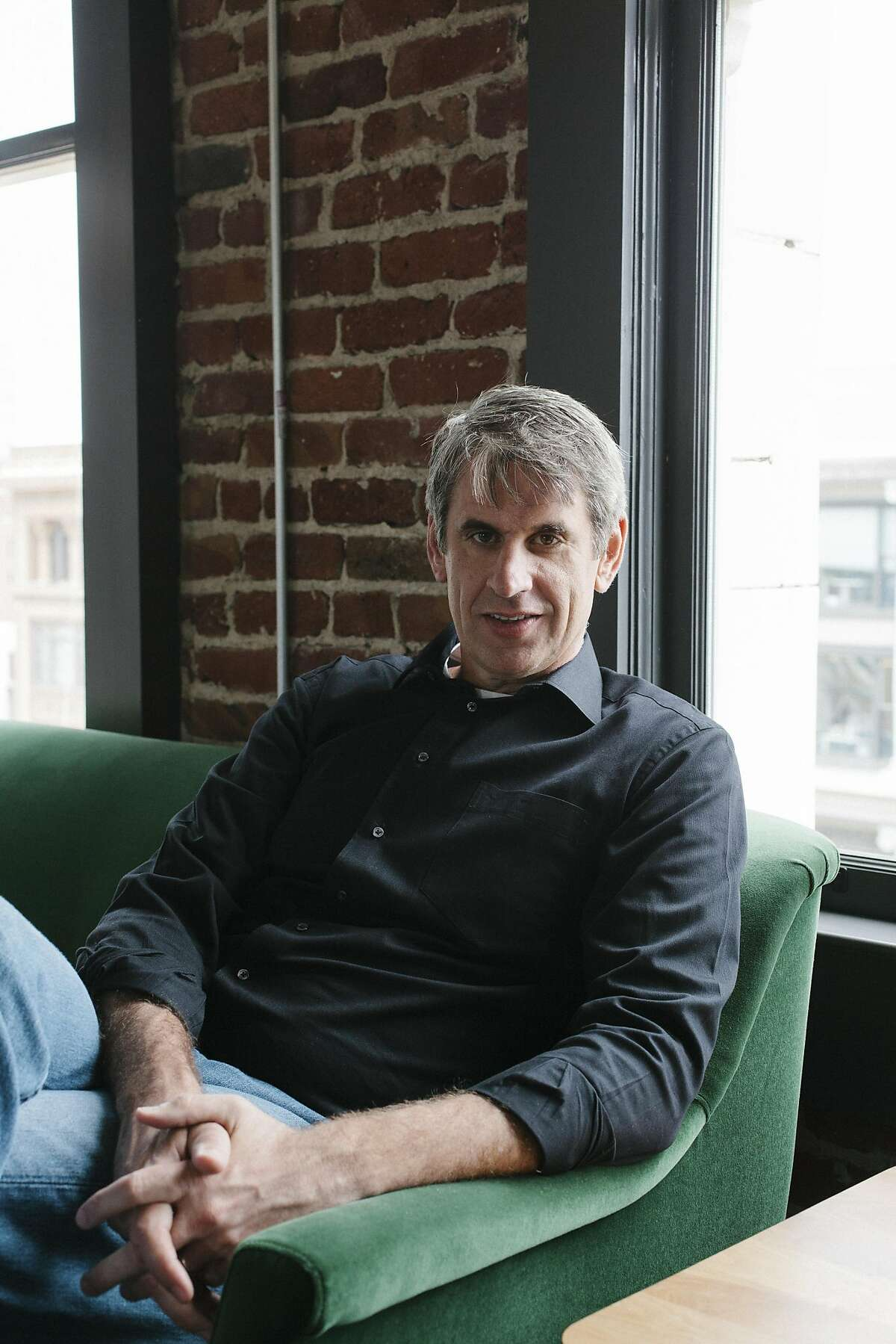 FILE � The venture capitalist Bill Gurley in San Francisco, May 21, 2015. Gurley has demonstrated a knack for backing companies that make big money once they go public. He is one of the biggest investors in Uber. (Peter Earl McCollough/The New York Times)
