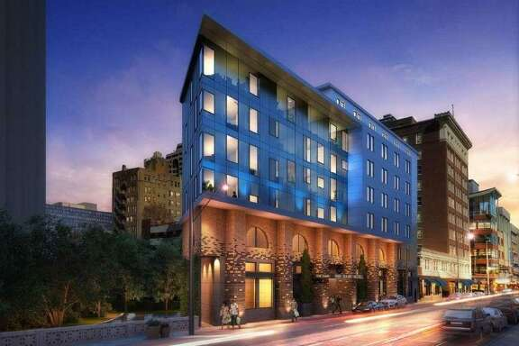 High construction costs and an influx of new hotel rooms downtown have led Dallas hotelier Mark Wyant to scrap his plans for a 100-room boutique hotel on the River Walk.