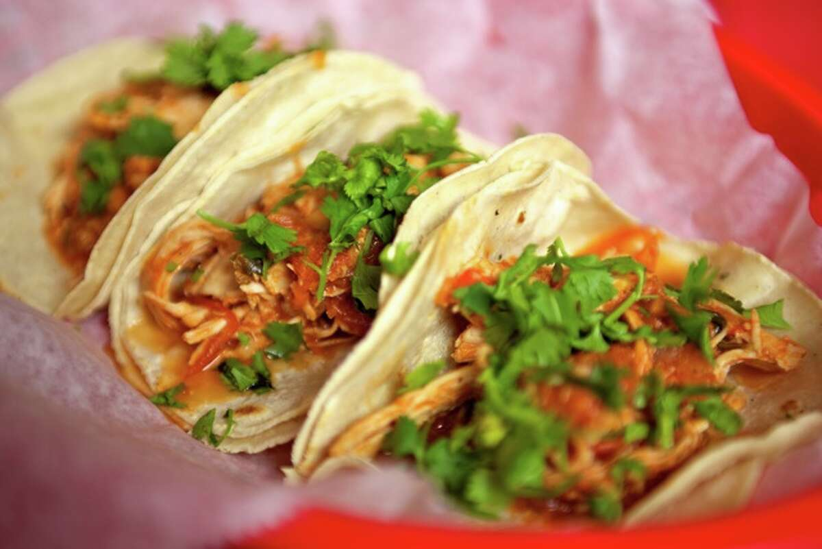 Tacos a Go-Go 2912 White Oak Drive,Houston  >> Click through the following gallery to see the best spots around Houston to get a taco.