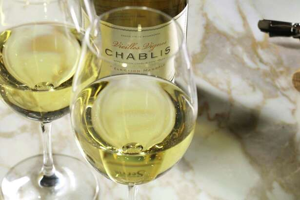 Domaine Servin Vieilles Vignes Selection Massale Chablis was the most lush wine of a recent tasting. (Chris Walker/Chicago Tribune/TNS)