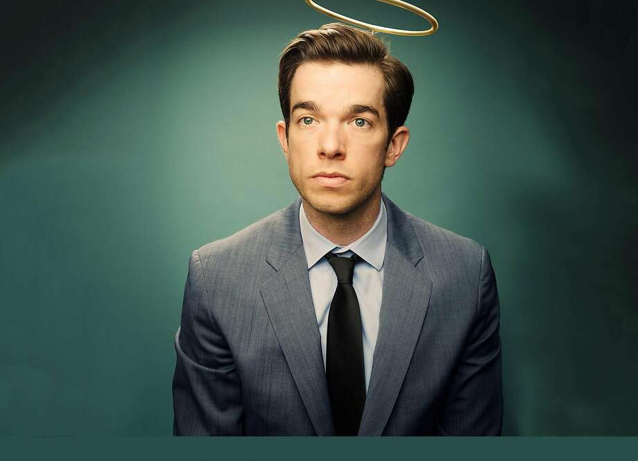 "Comedian John Mulaney worked as a writer on ""Saturday Night Live."" Photo: Chronicle File Photo"
