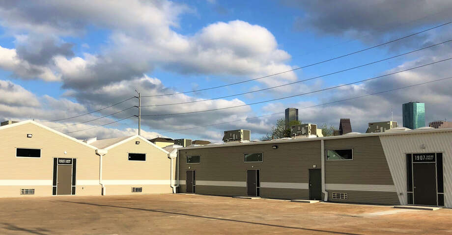 Sabine Street Studios at Sawyer Yards is now open near Silver and Spring Street south of the Heights. Photo: Sawyer Yards
