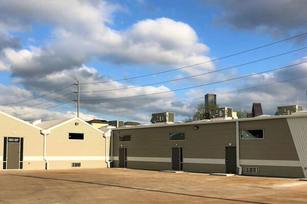 Sabine Street Studios at Sawyer Yards is now open near Silver and Spring Street south of the Heights.