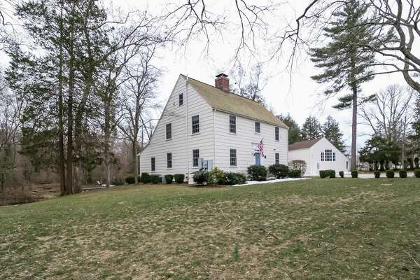 The renovated colonial saltbox house at 38 Evergreen Avenue was the home of two creative geniuses and Renaissance men - illustrator Harold von Schmidt and his son Grammy Award-winning son Eric.