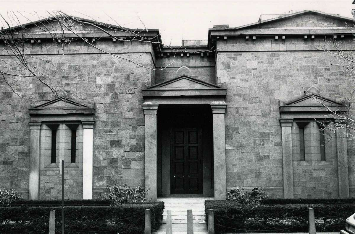 Yale Secret Society: Skull and Bones was founded in 1832.