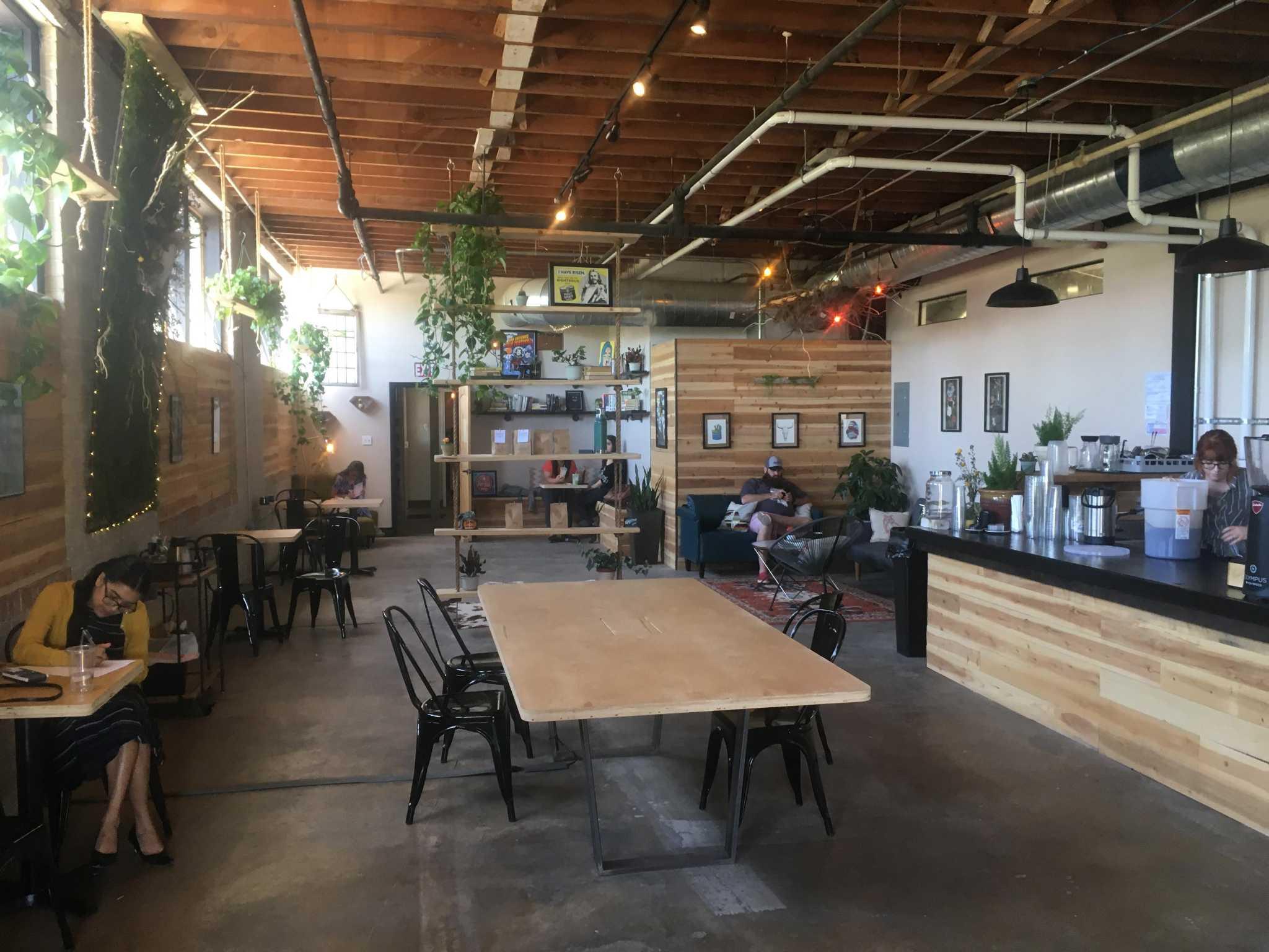 New West Side Coffee Shop Shotgun House Coffee Roasters