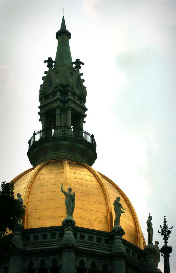 FILE PHOTO -  2006 -  Connecticut State Capitol dome in Hartford. Photo: File Photo / File Photo / Connecticut Post file photo