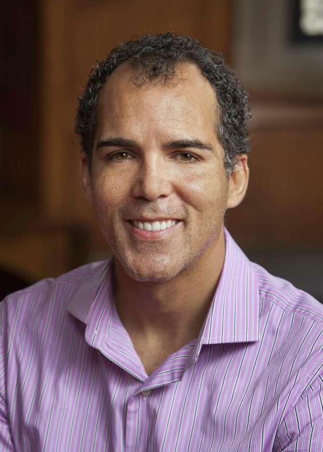 Yale Law School professor James Forman Jr. Photo: Contributed Photo / Yale University