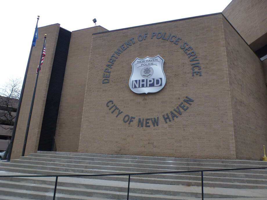 New Haven Police Department headquarters on Union Avenue in New Haven.