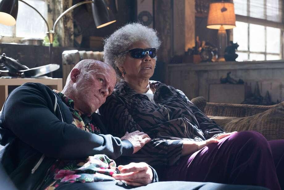 """Ryan Reynolds returns as the title character in """"Deadpool 2."""" Photo: Joe Lederer"""