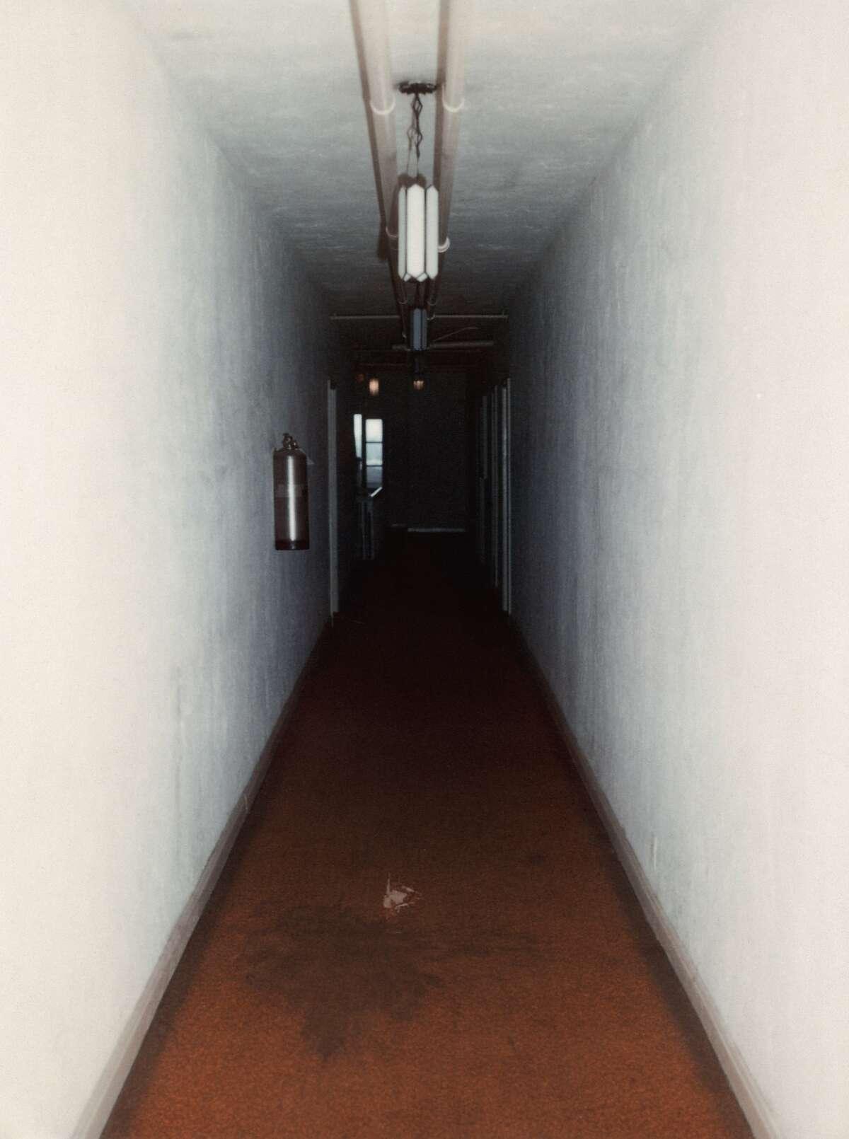 Steve Kahn, Corridors, 1980-2014Pigment print30 x 24 inches Edition 1/3