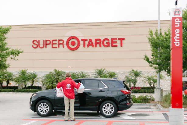 Target is launching its curbside pickup service in Houston this month.