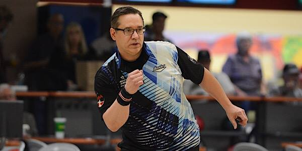 dougherty brian leclair defends pba50 title on wounded