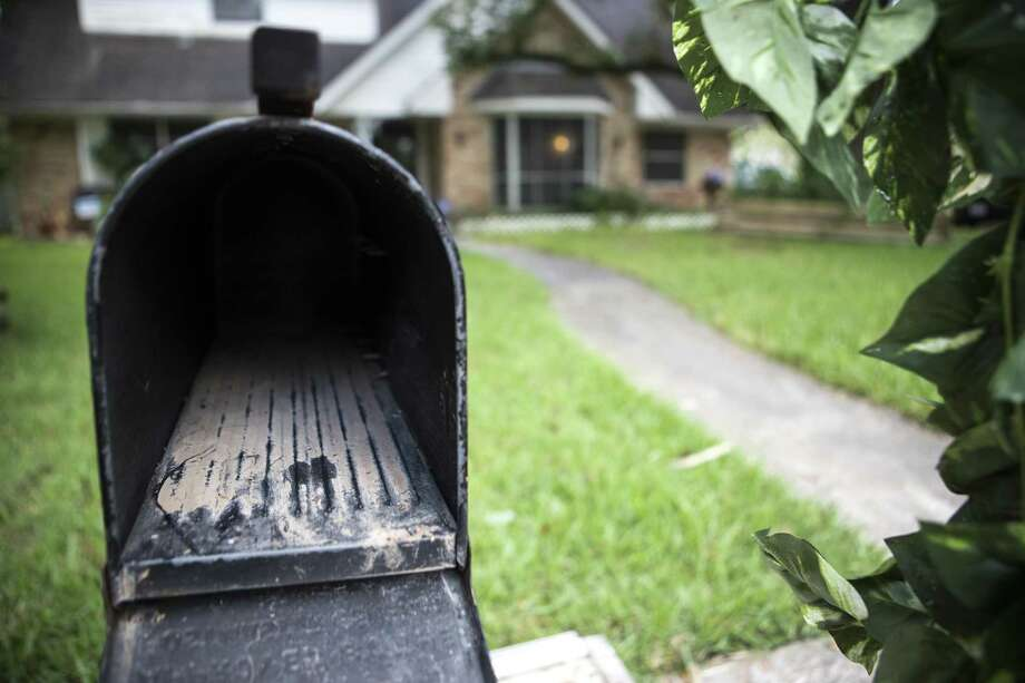 A mailbox in Houston Photo: Brett Coomer / Houston Chronicle / © 2017 Houston Chronicle