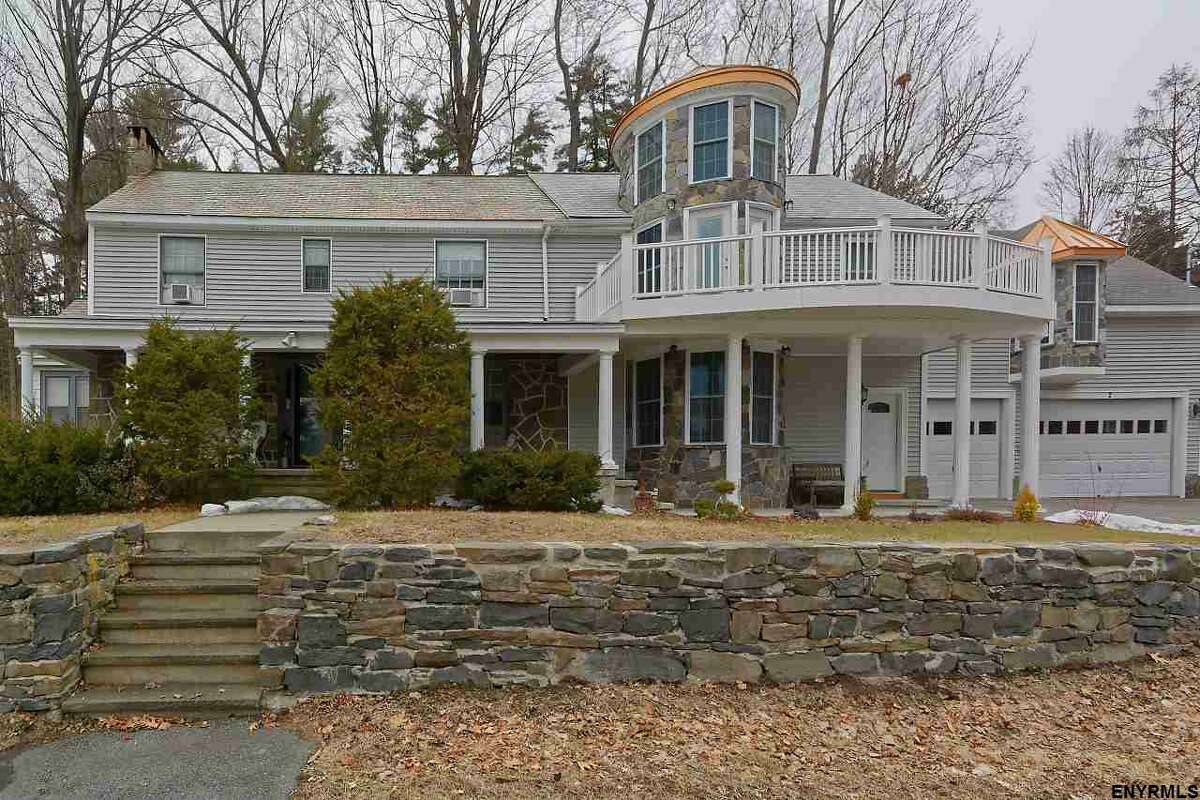 $989,000. 2 Snake Hill Rd., Stillwater, NY 12866. View listing.