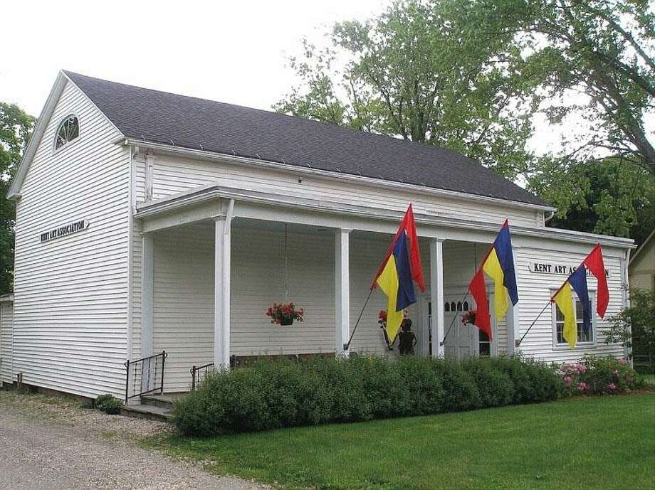 The Kent Art Association is celebrating its 95th anniversary this year. The Gallery at the KAA is located at 21 South Main St., just south of the traffic light in Kent. Photo: Courtesy Of Kent Art Association / The News-Times Contributed