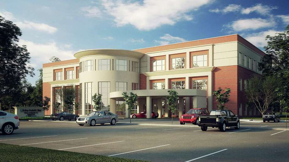 Kelsey-Seybold announced April 12 that Kingwood will be getting a new 55,000-square-foot, three-story Kelsey-Seybold Clinic planned to open in 2020. Pictured here is a rendering provided by Kelsey-Seybold Clinic. Photo: Courtesy Of Kelsey-Seybold Clinic / Courtesy Of Kelsey-Seybold Clinic